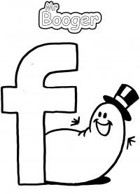 Alphabet - F